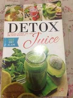 Buku juice detox