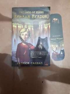 Novel fantasi terjemahan the land of elyon lembah berduri