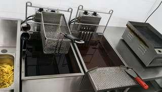 🚚 Frying Equipment
