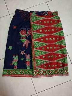 Batik skirt #bffashion
