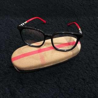 New Burberry frame glasses with box