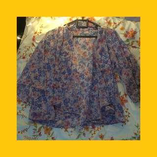 Flower outwear
