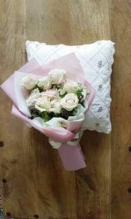 Rose bouquet | flower bouquet | bukit panjang