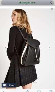 Jack Wills backpack 🎒 袋 書包 背囊