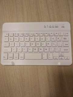 籃牙無綫鍵盤 Bluetooth Wireless Keyboard