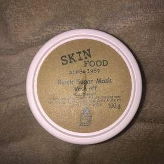 Skinfood Black Sugar Mask Wash Off