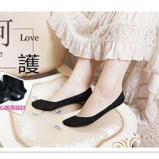💎日本季樹外貿單✈✈💎凝膠止滑隱形襪♡(五雙一組) ✔足弓底部服貼設計,走路更舒適輕鬆 ✔又便宜那妳還不買嗎?