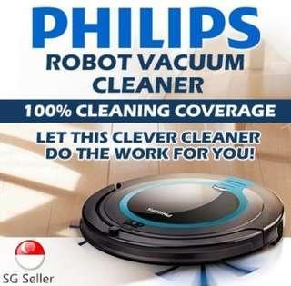 Brand new Philips Robot Vacuum Cleaner FC 8710/01
