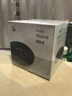 Google home mini (brand new)