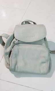 RENOMA LEATHER BACKPACK