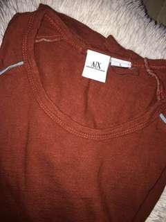AUTHENTIC ARMANI EXCHANGE TOP