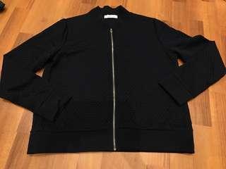 Navy light weight jacket