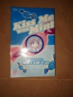 Komik m&c! Kiss me with mint, 1 komik 8 cerita langsung tamat
