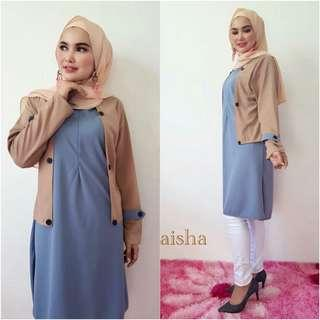 Dress by Aisha
