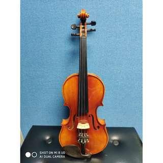 新貨到步 中級學生手工小提琴 VIOLIN MUSIC STUDENT KA01