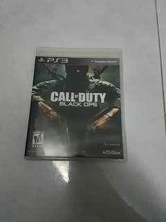 PS3 : Call Of Duty Black Ops