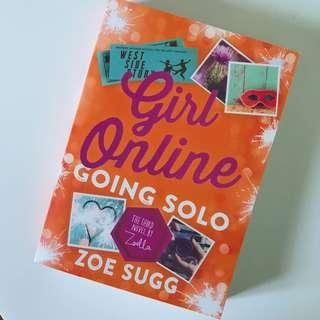 💬 girl online going solo by zoella 💬