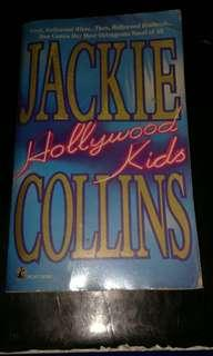 JACKIE COLLINS - HOLLYWOOD KIDS BOOK