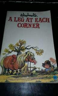 THELWELL - A LEG AT EACH CORNER BOOK