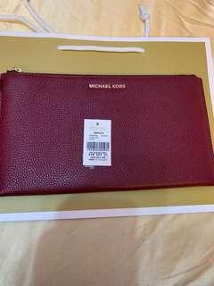 Authentic Michael kors wallet mk wristlets