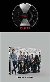 [PO] EXO Don't Mess Up My Tempo (Vivace Ver) (Limited Edition!)