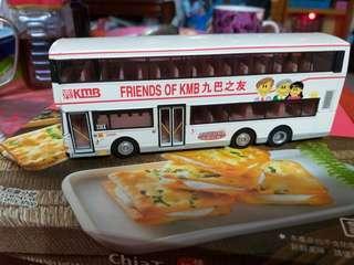 九巴之友,回歸巴士兩架2OO元