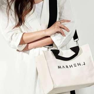 Marhen J Rico Bag Medium Ivory