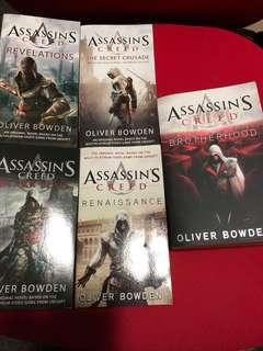 Assassins Creed by Oliver Bowden