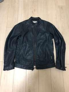 Beauty and youth united arrows leather biker jacket