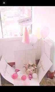 Surprise Box - Flower