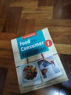 Food and consumer education 1