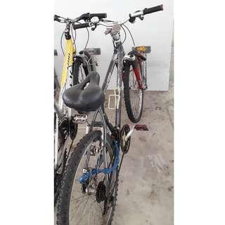 Admiralty antique bicycle for sell,100%aluminium body&handle&ring, light,only below reply
