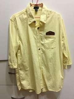🚚 五分袖襯衫