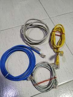 Cat 5 Lan Cables