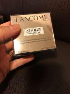 Lancôme Absolue Premium day Cream spf15 (15ml, 原價$1500/50ml)