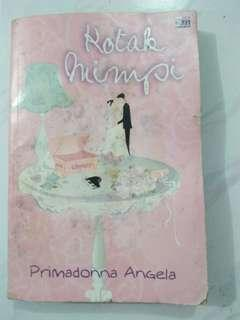 Novel metropop primadona angela