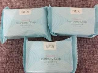 New Sakura Bearberry Soap with Glutathione