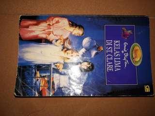 Novel terjemahan Kelas Lima Di St. Clare Enid Blyton