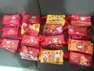 Angbao packets