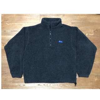 美國製 penfield 厚 刷毛 套頭衫 fleece 保暖 輕量 外套 帽T 厚針織 非 patagonia