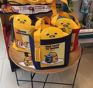 蛋黃哥 餐袋
