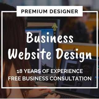 Website Design | Web Designer | Web Design | Web Designer | Web Development | Website Designing | Web Design Service | Premium Design | Landing Page Design For Real Estate/ Property Agents & Insurance Agents | Wordpress | PHP HTML | IT Experts