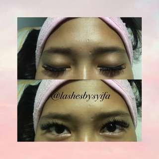 Eyelash Extension Promo All Type Only 125k🤗