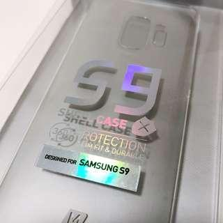 S9 Samsung透明保護殼三星