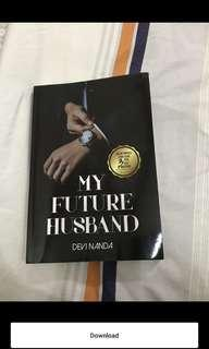 Novel Indonesia bekas : my future husband