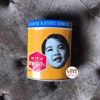 Kawai kanyu drop s vitamin anak best seller from japan share in 10, 20, 30 pcs