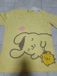 Pompom purin T Shirt