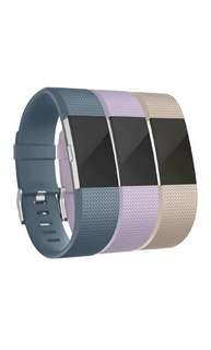 Fitbit Charge 2 Straps (Small Size) - 3 in a Pack