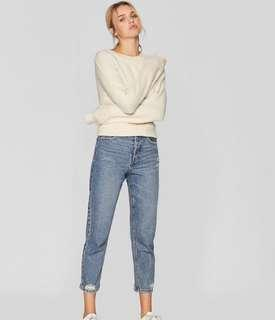 Stradivarius Mom Jeans