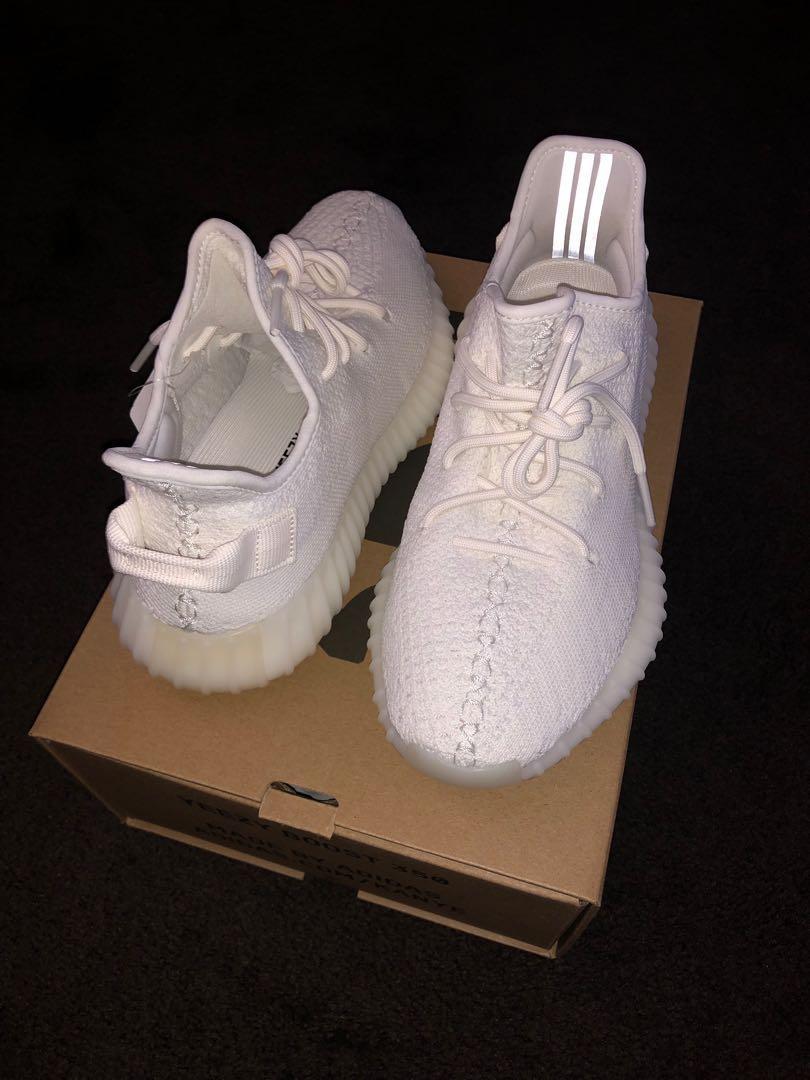 Adidas Yeezy Tripple White